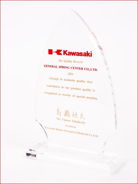 kawasaki 2004