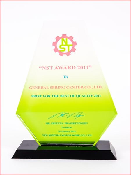 nst award 2011